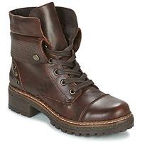Zapatos Mujer Botas de caña baja Coolway HAMMER Marrón