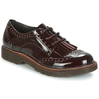 Zapatos Mujer Derbie Coolway PRAGA Burdeo
