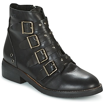 Zapatos Mujer Botas de caña baja Coolway DENZEL Negro