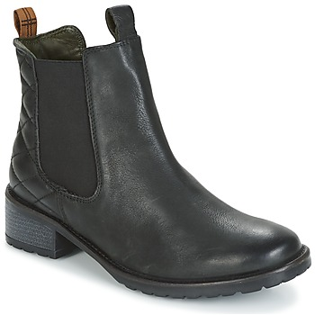 Zapatos Mujer Botines Barbour LATIMER Negro