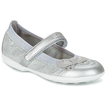 Zapatos Niña Bailarinas-manoletinas Geox JR JODIE Avio