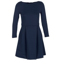 textil Mujer vestidos cortos Petit Bateau LAUREANNA Marino
