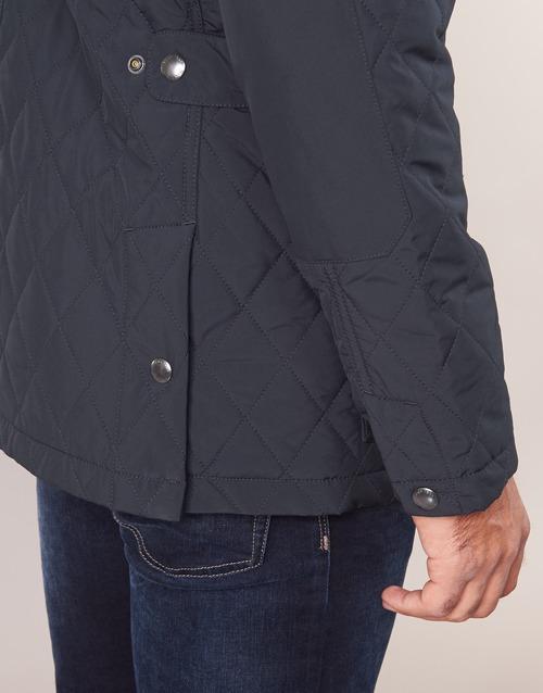 Hombre Central Pond Gant The Quilter Textil Cazadoras Negro cu1TlFKJ3