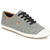 Zapatos Hombre Zapatillas bajas Faguo OAK01 Gris
