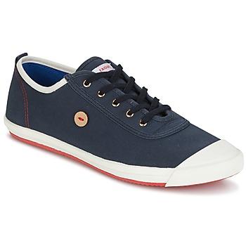 Zapatos Hombre Zapatillas bajas Faguo OAK01 Marino