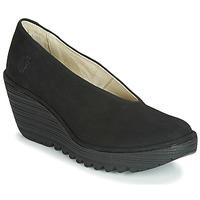 Zapatos Mujer Bailarinas-manoletinas Fly London CUPIDO Negro