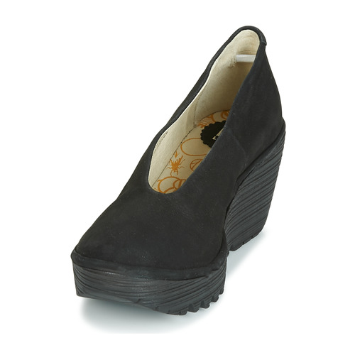 Descuento por tiempo limitado Fly London CUPIDO Negro - Envío gratis Nueva promoción - Zapatos Zapatos de tacón Mujer