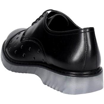 Zapatos Mujer Mocasín Cult CLJ101684 Inglesito Mujer Blanco/Negro Blanco/Negro