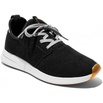 Zapatos Hombre Zapatos de skate Globe DARL LYT black grey orange Noir