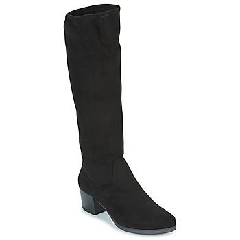 Zapatos Mujer Botas urbanas Caprice BELLA Negro