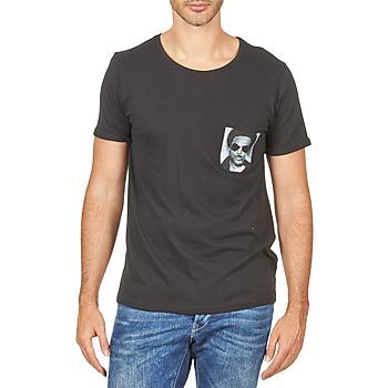 textil Hombre camisetas manga corta Eleven Paris LENNYPOCK Blanco