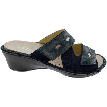Zapatos Mujer Zuecos (Mules) Loren LOM2653bl blu