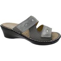 Zapatos Mujer Zuecos (Mules) Loren LOM2653gr grigio