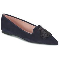 Zapatos Mujer Bailarinas-manoletinas Pretty Ballerinas ANGELIS NAVY BLUE V007 /ANGELIS BALDER Azul