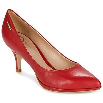 Zapatos Mujer Zapatos de tacón Dumond MASTIZE Rojo