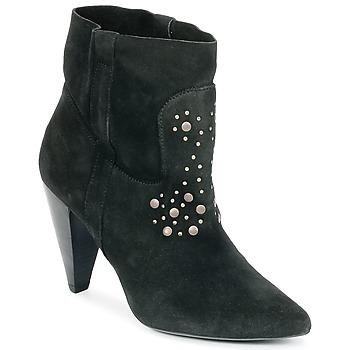 Zapatos Mujer Botines Ikks BOTTINE PAISLEY Negro
