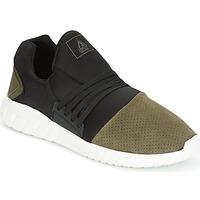 Zapatos Hombre Zapatillas bajas Asfvlt AREA LOW Negro / Kaki