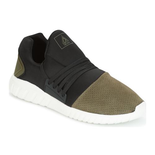 Zapatos de mujer baratos zapatos de mujer Negro  Asfvlt AREA LOW Negro mujer / Kaki - Envío gratis Nueva promoción - Zapatos Deportivas bajas Hombre f13c93