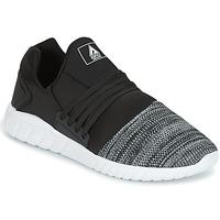 Zapatos Hombre Zapatillas bajas Asfvlt AREA LOW Negro / Blanco