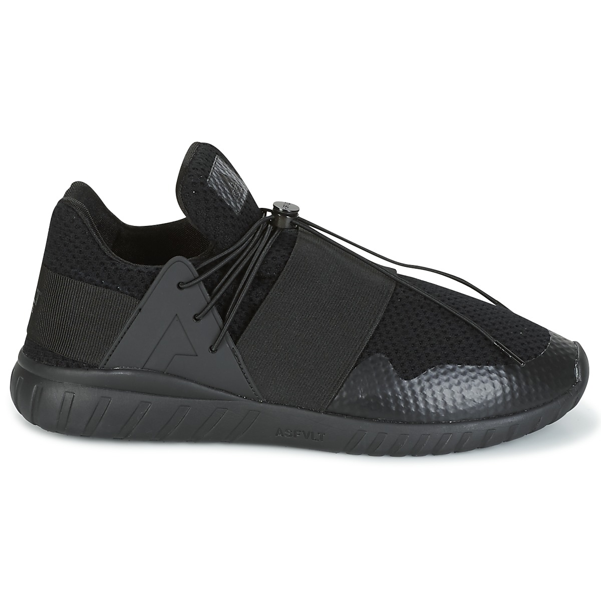 Asfvlt Asfvlt Asfvlt EVOLUTION MID Negro - Envío gratis Nueva promoción - Zapatos Deportivas bajas Hombre 85f44f