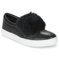 Zapatos Mujer Slip on Les Tropéziennes par M Belarbi LEONE Negro