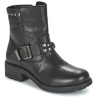 Zapatos Mujer Botas de caña baja Les Tropéziennes par M Belarbi LIAM Negro