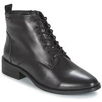 Zapatos Mujer Botas de caña baja Les Tropéziennes par M Belarbi NICOLE Negro