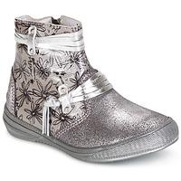 Zapatos Niña Botas de caña baja GBB REVA Plata