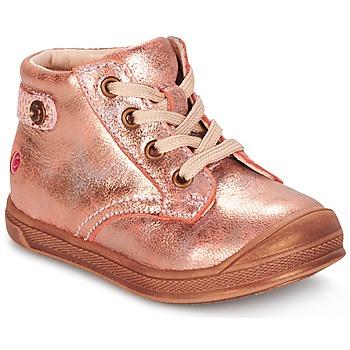 Zapatos Niña Zapatillas altas GBB REGINE Rosa