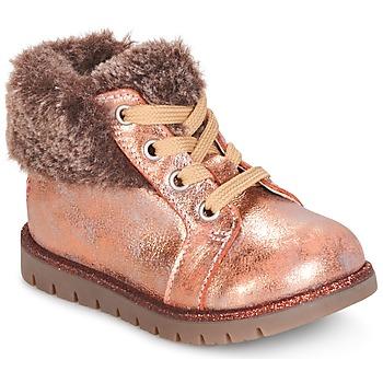 Zapatos Niña Botas de caña baja GBB RENATA Rosa