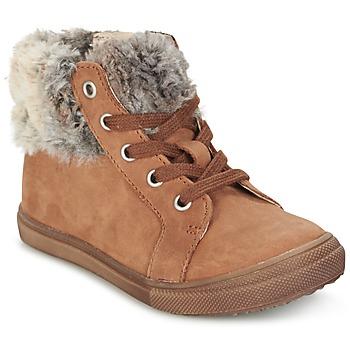 Zapatos Niña Botas de caña baja GBB ROBERTA Vts / Fauna / Dpf / Basket