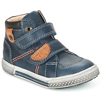Zapatos Niño Botas de caña baja GBB RANDALL Azul