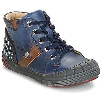 Zapatos Niño Zapatillas altas GBB RENOLD Marino