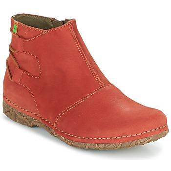 Zapatos Mujer Botas de caña baja El Naturalista ANGKOR Naranja