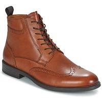 Zapatos Hombre Botas de caña baja Vagabond SALVATORE COGNAC