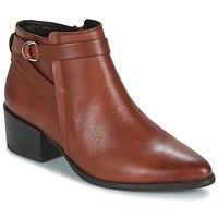 Zapatos Mujer Botas de caña baja Vagabond MARJA Marrón