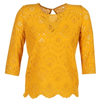 textil Mujer Tops / Blusas Betty London GRIZ Amarillo