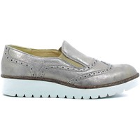 Zapatos Mujer Slip on Igi&co 7741 Zapatos casual Mujeres Gris Gris