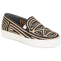 Zapatos Mujer Slip on Robert Clergerie  Negro / Beige