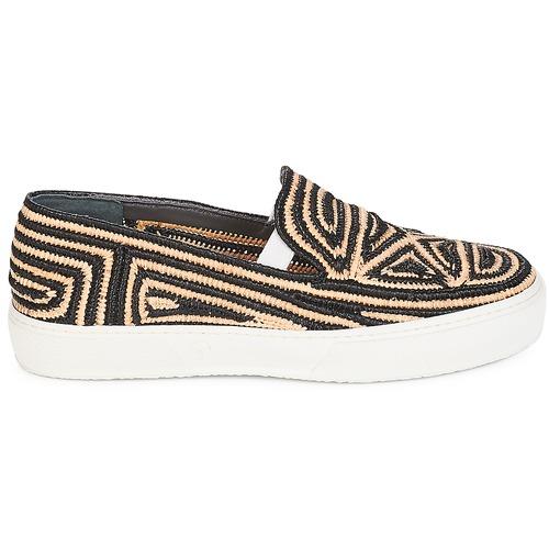 Gran descuento Zapatos especiales Robert Clergerie  Negro / Beige