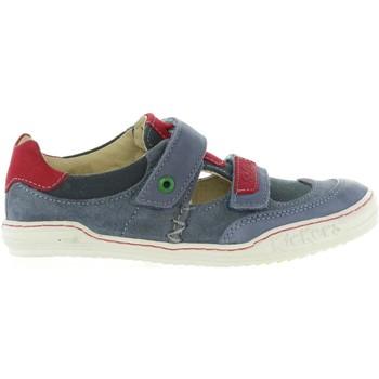 Zapatos Niño Zapatos bajos Kickers 414590-30 JYKROI Azul
