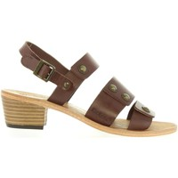 Zapatos Mujer Sandalias Kickers 470960-50 KHOOL Marr?n