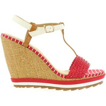Zapatos Mujer Sandalias Maria Mare 66348 Rojo