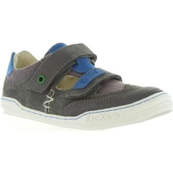 Zapatos Niño Derbie & Richelieu Kickers 414590-30 JYKROI Gris