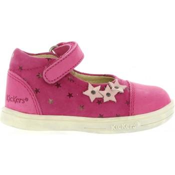 Zapatos Niña Zapatos bajos Kickers 413503-10 TREMIMI Rosa