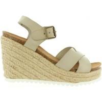 Zapatos Mujer Sandalias Kickers 502040-50 YUTI Hueso