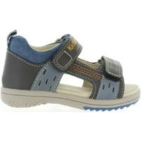 Zapatos Niño Sandalias Kickers 414741-11 PLAZABI Azul