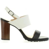 Zapatos Mujer Sandalias Kickers 502050-50 SARDAN Blanco