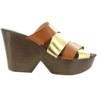 Zapatos Mujer Sandalias Maria Mare 65892 Marr?n