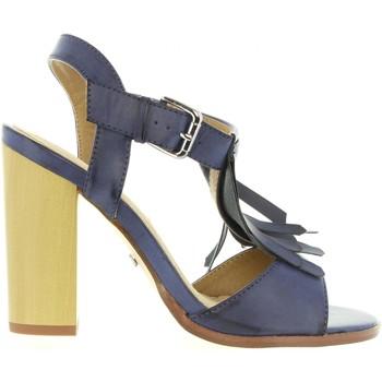Zapatos Mujer Zapatos de tacón Maria Mare 66104 Azul